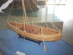 Replica of 1st century fishing boat