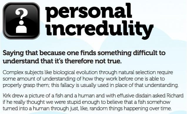 [Image: personal_incredulity.jpg]