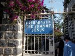 Jesus moved from his hometown of Galilee to Capernaum, where he likely worked as a carpenter.