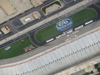NASCAR events happened last weekend.