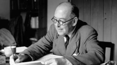"C.S. Lewis, the amateur theologian, could teach the pros how to write with clarity—especially, as he put it in a letter, ""that awful theologian"" Karl Barth."
