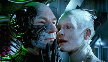 """""""You will be assimilated."""""""