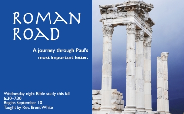 Roman Road series