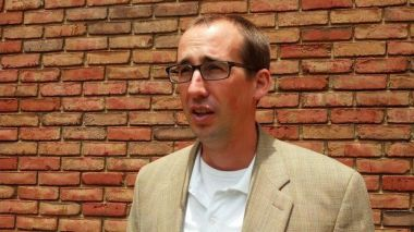 UMC pastor Wade Griffith (photo courtesy AL.com)
