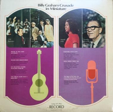 Billy Graham Record 02